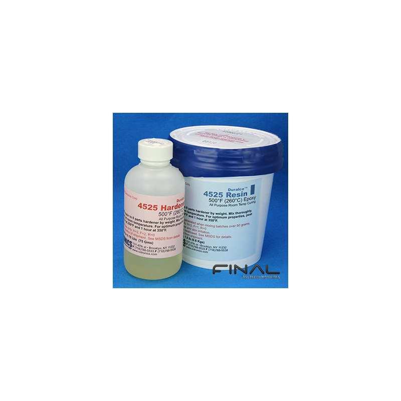 Cotronics Duralco 4525 Adhesive epoxy high temperature