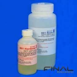 Cotronics Durapot 861 resine de moulage epoxy haute temperature