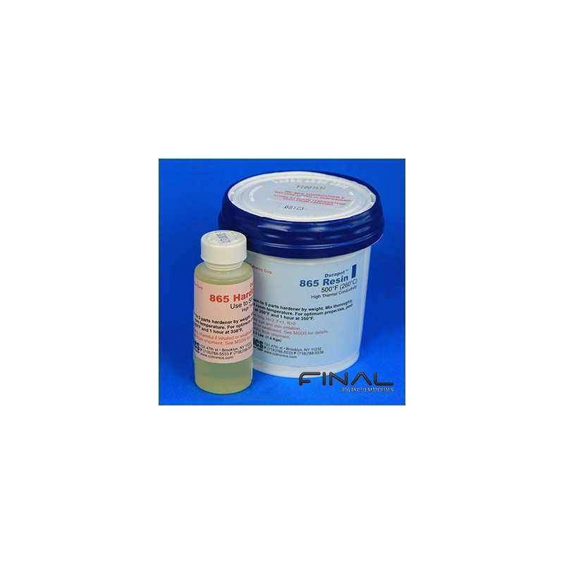 Cotronics Durapot 865 resine de moulage epoxy haute temperature