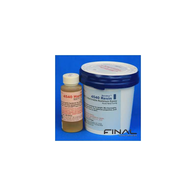 Cotronics Duralco 4540 Adhesive epoxy high temperature