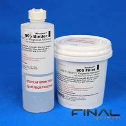 Cotronics Resbond 906 adhesif ceramique magnesie haute temperature
