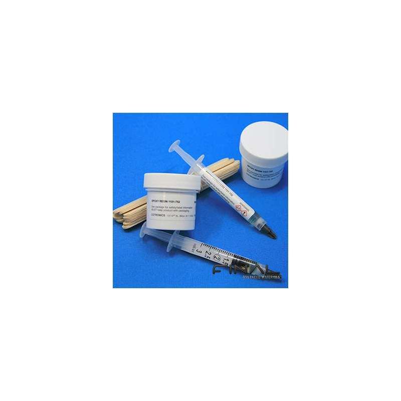Cotronics Duralco Adhesive epoxy high temperature in cartridge