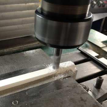 Boron nitride BN, machinable ceramic