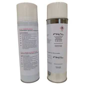 Hexagonal boron nitride spray.