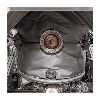 Utilisation de textile haute température pour la protection anti-feu