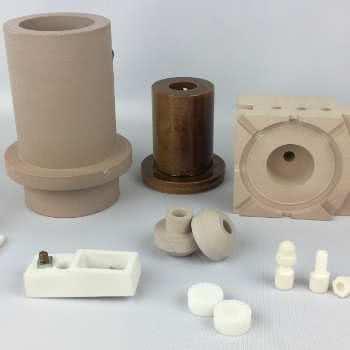 Mechanisch Bearbeitbare Keramikenstück