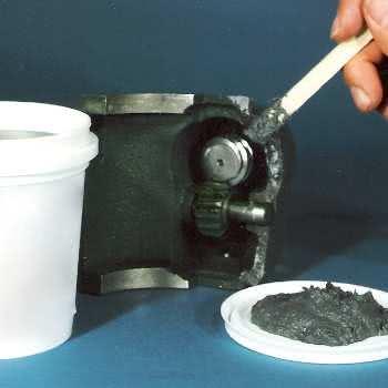 High temperature epoxy adhesive