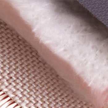 E-Glasfaser für Hochtemperatur Isolierung.