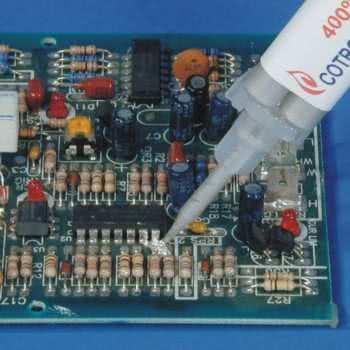 Epoxy électro-condutrice