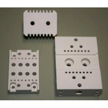 Shapal M Aluminium nitride : Machinable ceramic