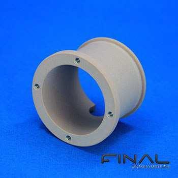 Alumina silicate - Machinable ceramic