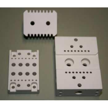 Aluminium nitride : Machinable ceramic