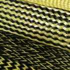 Zoom on high temperature Aramid twisted ropes.