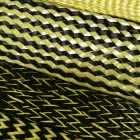 Tresse en fibres d'aramide