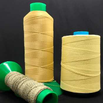 Our range of high temperature sewing threads.