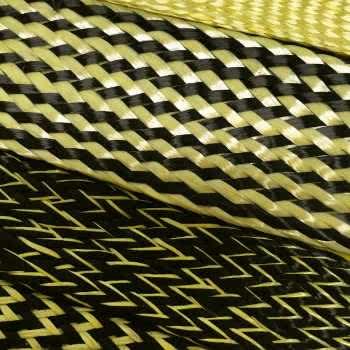 Tresses en fibres para-aramide