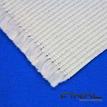 Zetex Fibre fabric thermal insulation