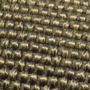 Fibre de basalte résistant à des hautes températures