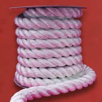 Tresses en fibre de verre texturées