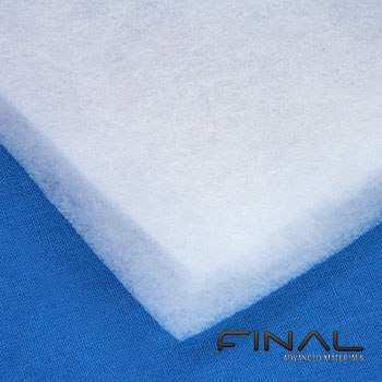 Filz aus reinen Siliciumdioxid Fasern für Wärmeschutz