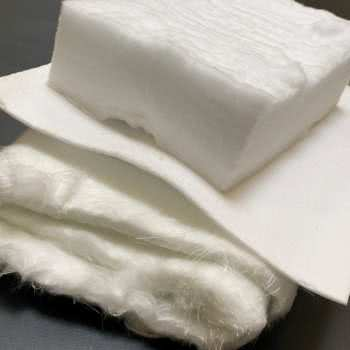 High temperature Felt & Blanket for applications from 800°C to 2500°C