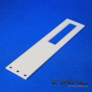bearbeitbare Hochtemperature Glasskeramik Macor®