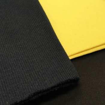 Hochtemperatur Strickstoffe aus Zirkon Fasern.