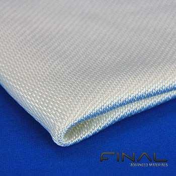 Tissu en fibre de silicate haute temperature