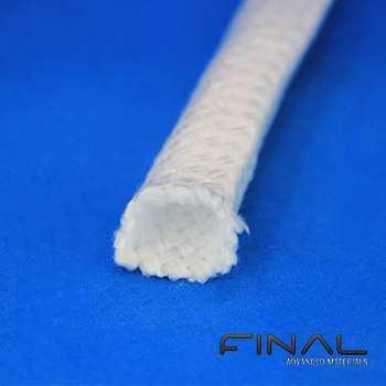 Gaine à base de fibres silicate