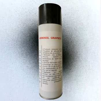 Graphite coatings for high temperature treatments.
