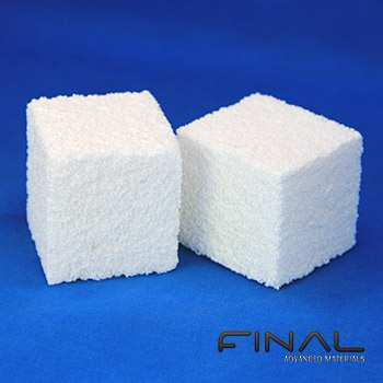Sizal Cell microporous materials for high temperature insulation.
