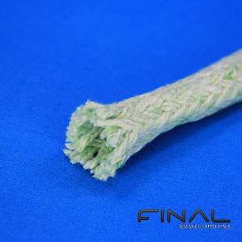 Exemple de gaine en fibre biosoluble