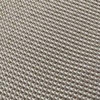 Morceau de fibre silice pure