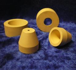 Céramique frittée zircone